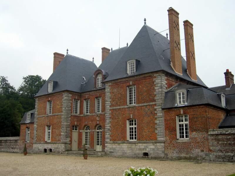 Le château de Mesnil-Geoffroy