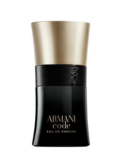 Eau de parfum Armani Code de Giorgio Armani