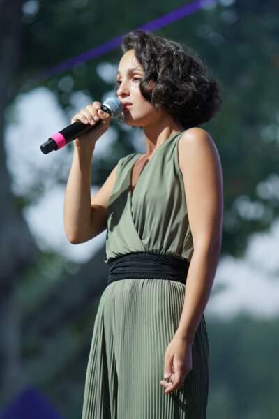 Barbara Pravi : en 2018