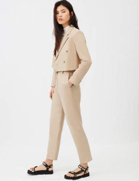 La veste courte