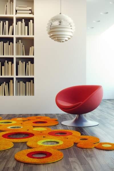 Salon Slow design - Chic Faktory