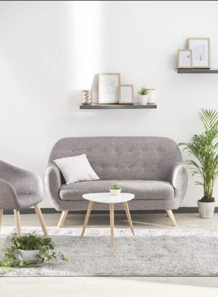 Canapé Slow design - Gifi