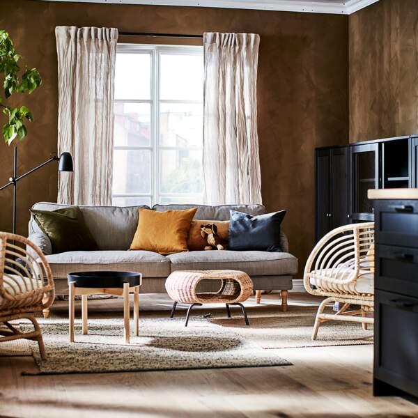 Salon Slow design - IKEA
