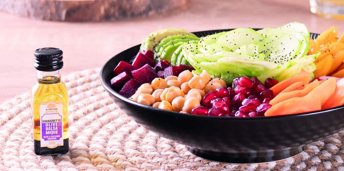 Healthy bowl vitaminé