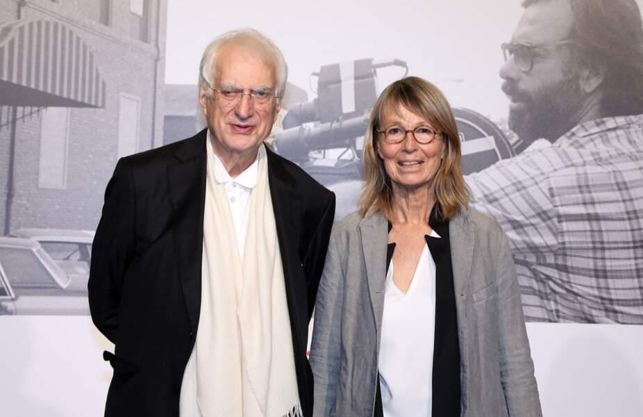 Bertrand Tavernier et Françoise Nyssen (2019)