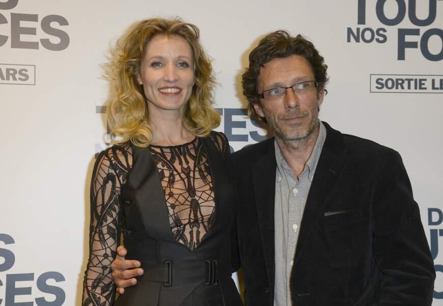 Alexandra Lamy et Nils Tavernier (2014)