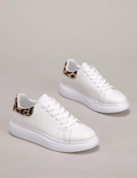 Chaussures tendance : les baskets wild