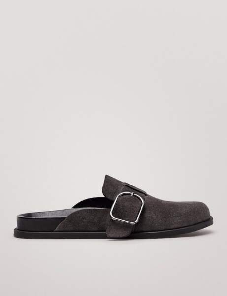 Chaussures tendance : les mules façon chaussons