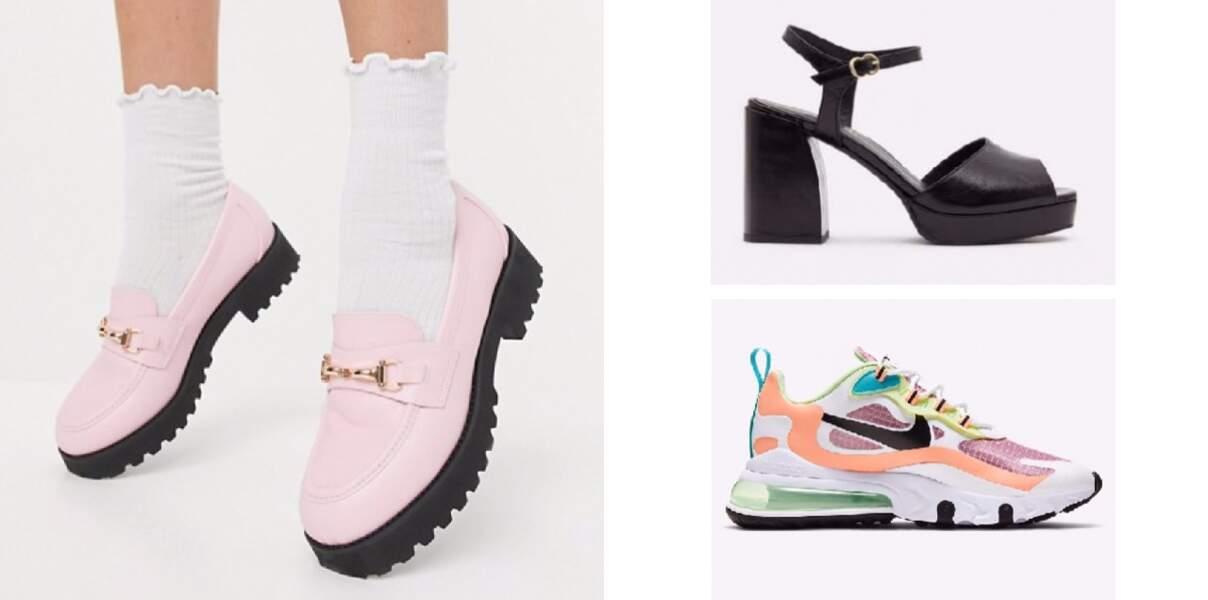 Voici les chaussures incontournables de la nouvelle saison !