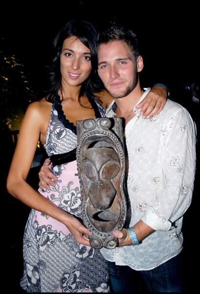 Ils sont déjà en couple lors de la finale qui voit la victoire de François-David, en 2006.