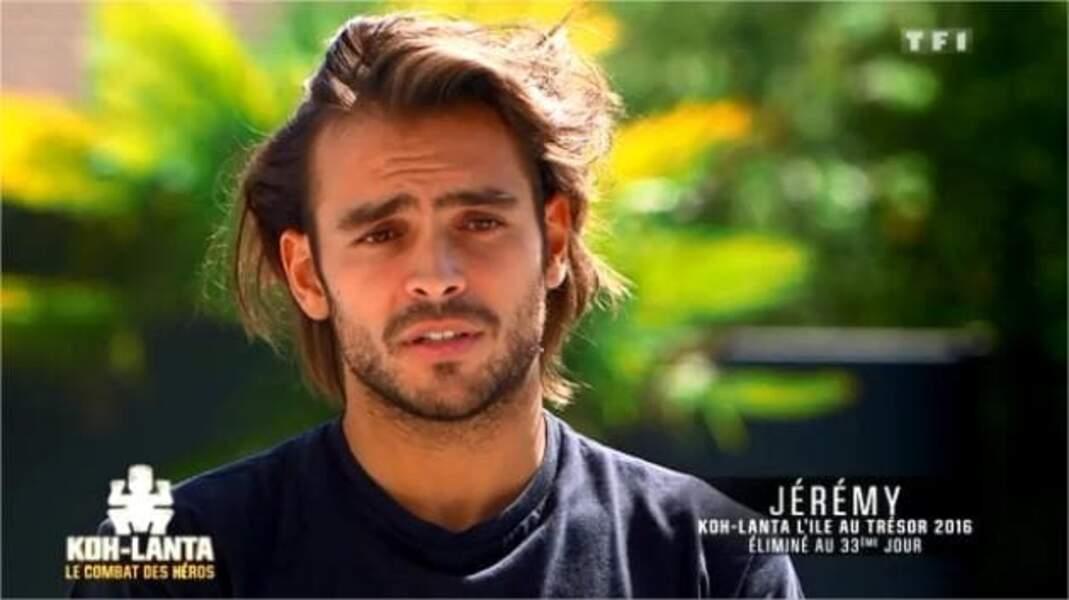 Sur la même édition du jeu d'aventures, en 2016, deux autres aventuriers se rencontrent. Jérémy, 26 ans...