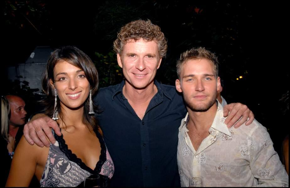 """En 2009, ils réitèrent ensemble, en tant que couple, dans l'aventure en participant à """"Koh-Lanta, le retour des héros""""."""