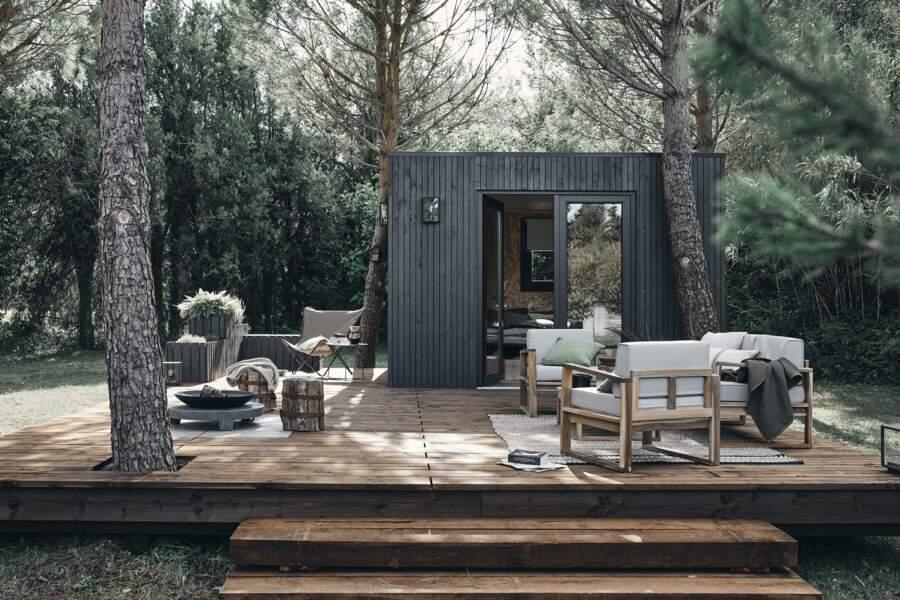 Cabane de jardin - Leroy Merlin