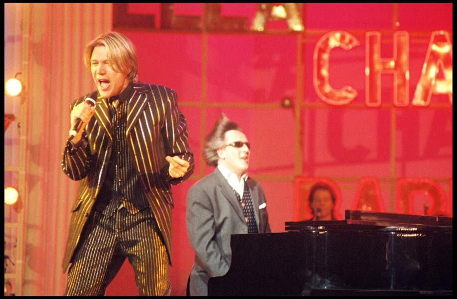 Patrick Juvet et Gilbert Montagné (1997)