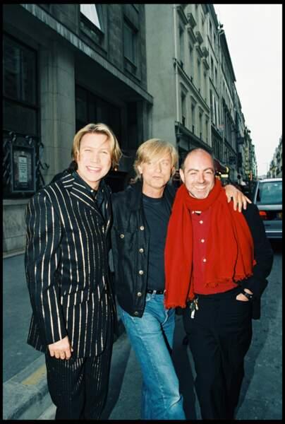 Patrick Juvet et Pierre Palmade (1997)