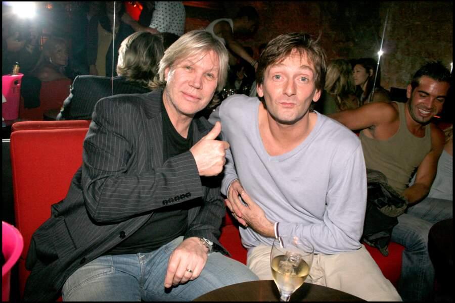Patrick Juvet et Pierre Palmade (2003)