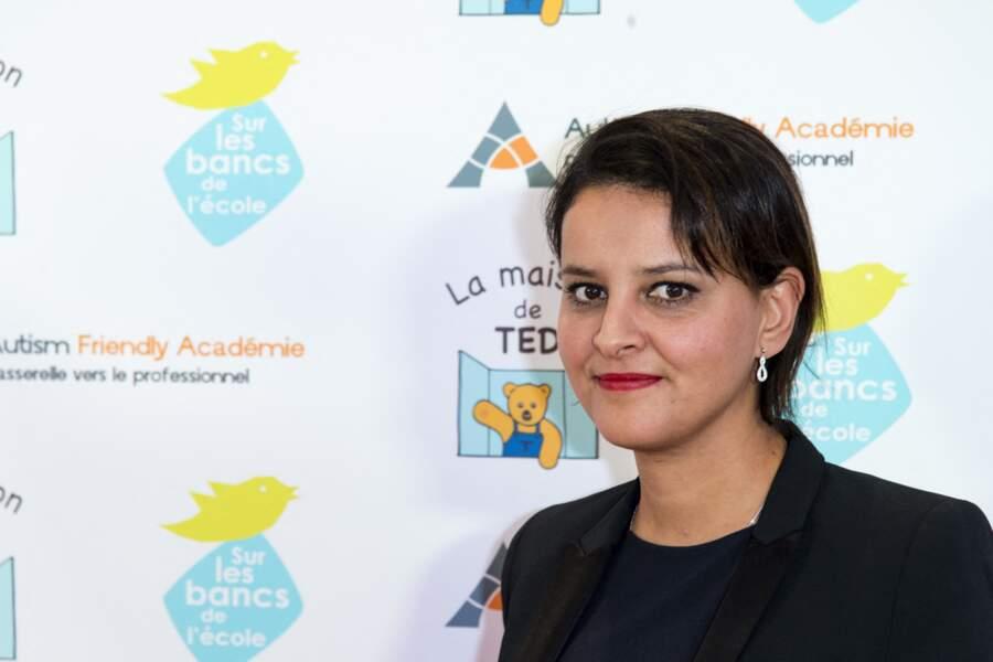 """Après une défaite aux élections législatives de 2017, Najat Vallaud-Belkacem quitte la vie politique. Elle devient directrice de la collection """"Raison de plus"""" chez Fayard en janvier 2018."""
