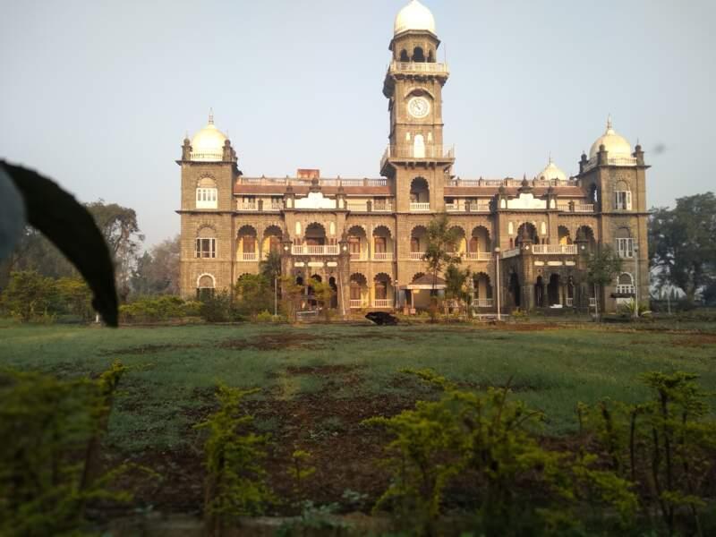 Le Shalini Palace à Kolhapur