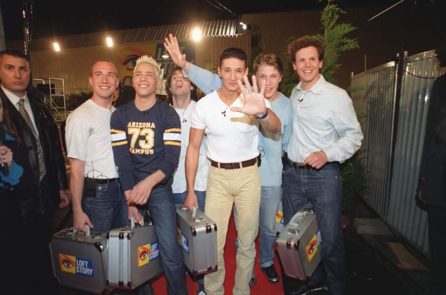 En plus de Christophe, Steevy, David, Aziz, Jean-Édouard, Philippe et Fabrice (arrivé plus tard dans l'émission) sont les autres hommes qui ont tenté l'expérience du Loft. Que sont-ils devenus ?
