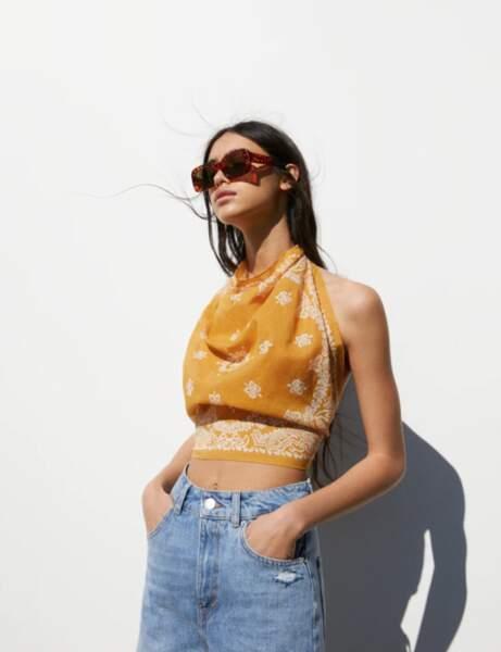 Tendance bandana : le foulard 2 en 1