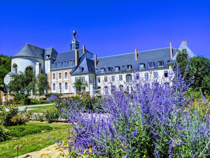 L'abbaye cistercienne de Valloires à Argoules