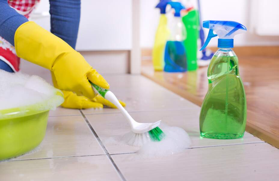 Comment nettoyer et faire briller un carrelage ?
