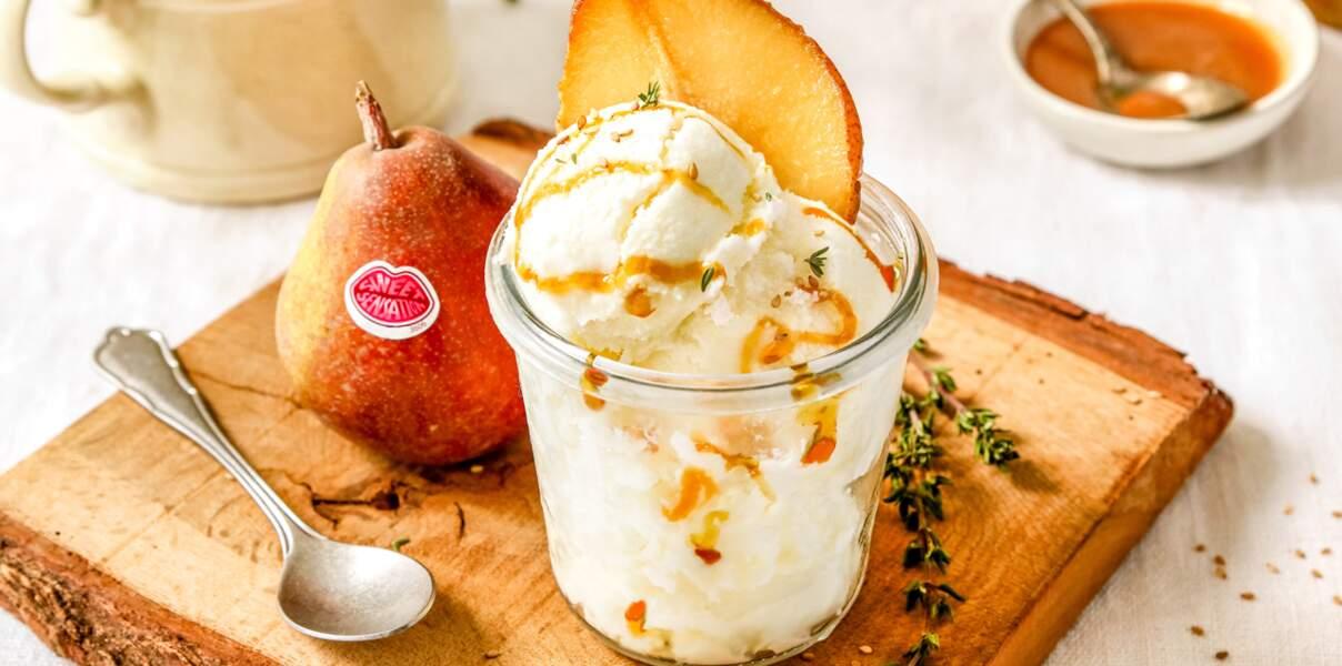 Boules de yaourt glacé aux poires Sweet Sensation®