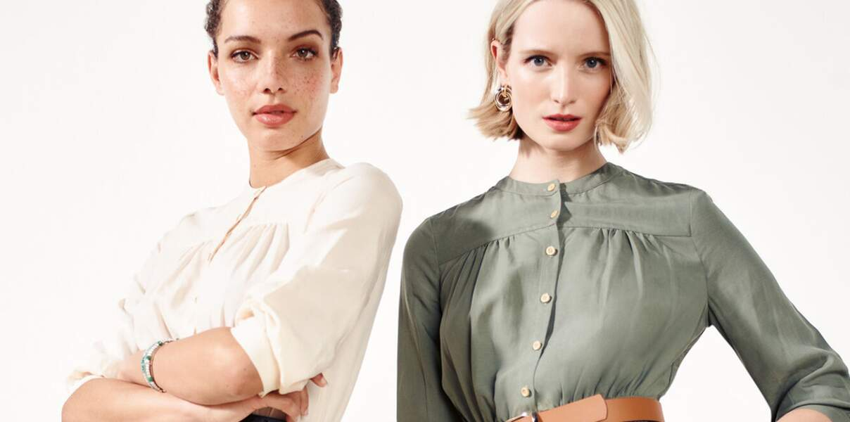Vêtements en lin : la matière tendance et écolo qui a tout bon en 2021 !