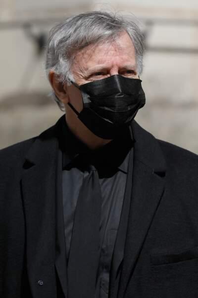 L'acteur Francis Huster