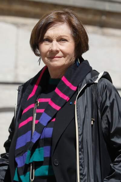 Macha Méril, veuve de Michel Legrand