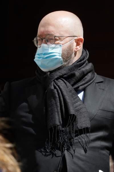 Le député Pierre Cordier