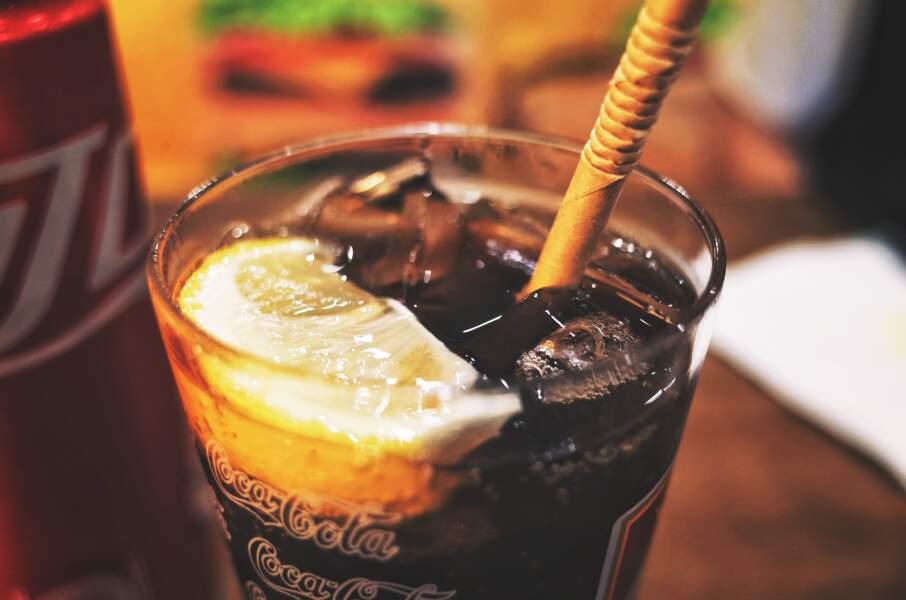 Les boissons sucrées
