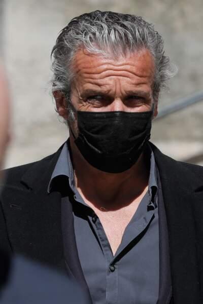 Le comédien David Brécourt