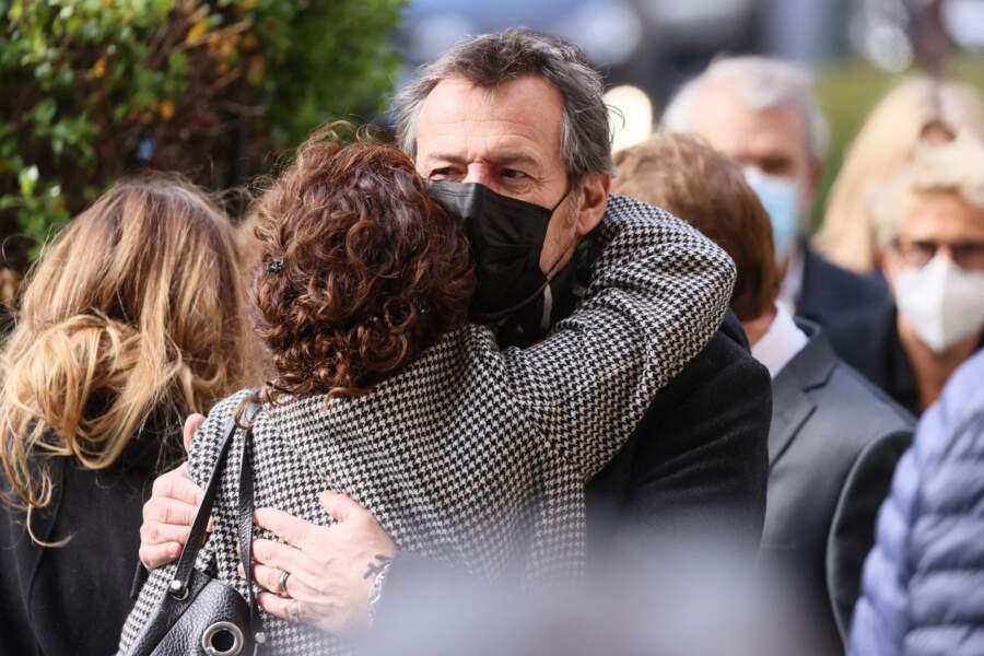 Jean-Luc Reichmann et Lola Zidi-Rénier