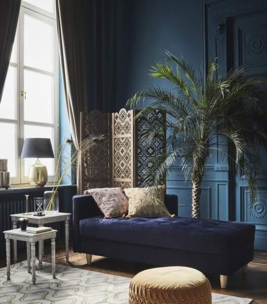 Coin boudoir bleu - BUT