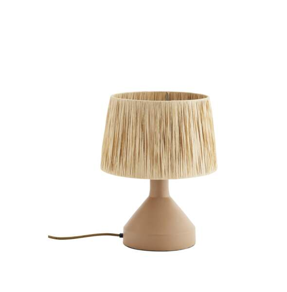 Lampe tissée