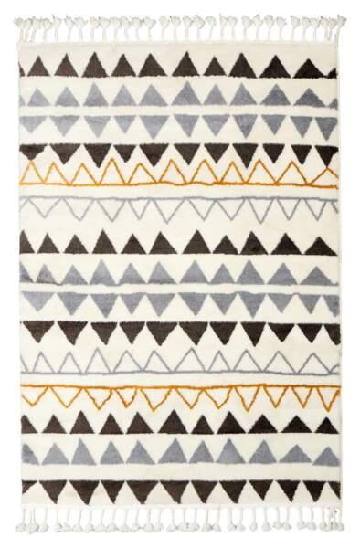 Tapis en polyester