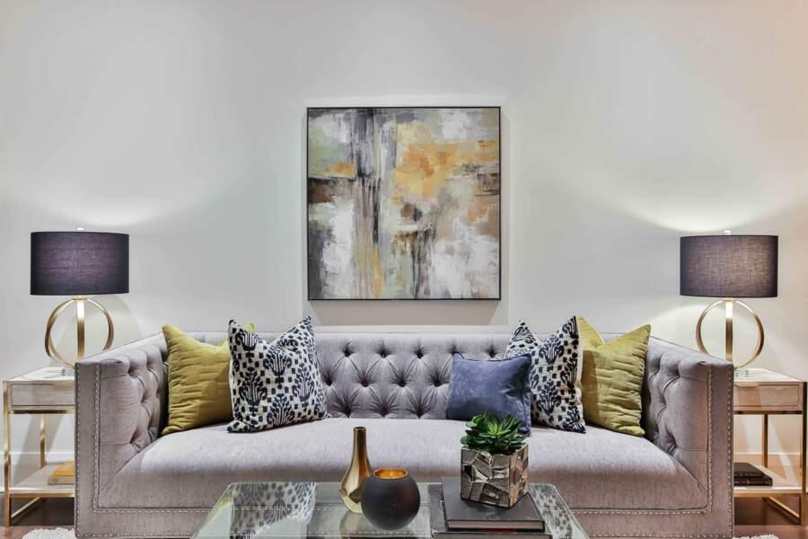 Nos meilleures idées déco pour un salon moderne et coloré