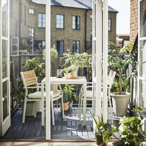 Mini terrasse