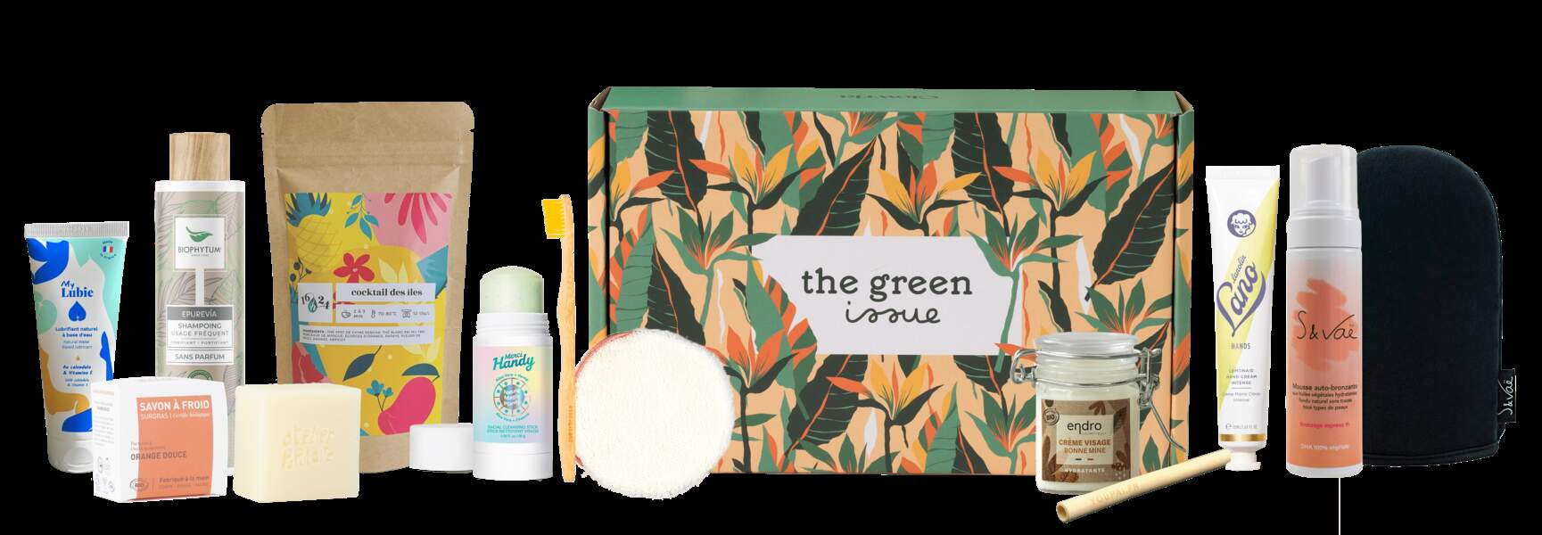 Box green issue : Glowria