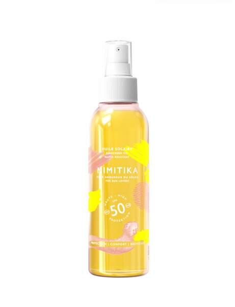 Une huile haute protection