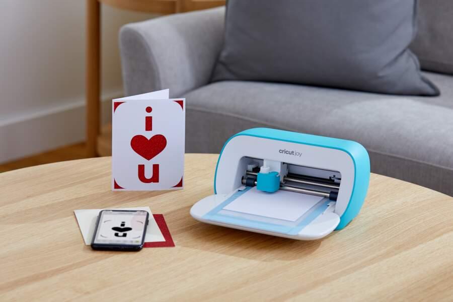 Machine de découpe pour DIY : Cricut Joy