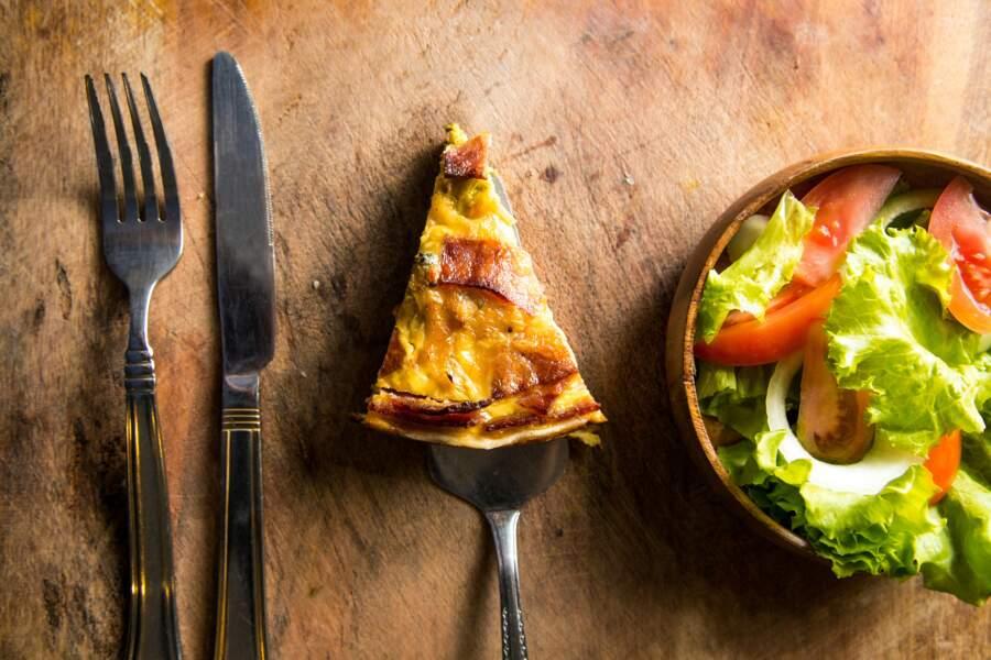 Notre délicieuse sélection de recettes pour accompagner votre quiche