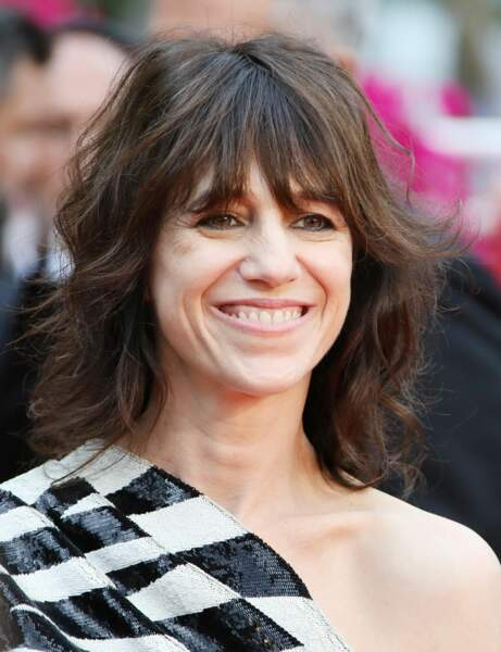 Une coupe shag comme Charlotte Gainsbourg