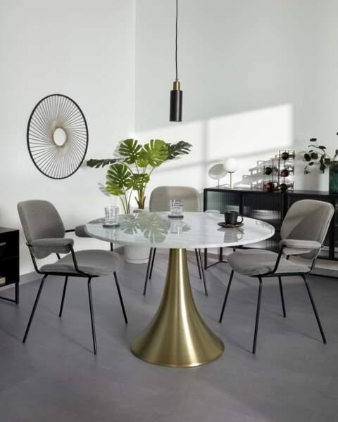 Salle à manger minimaliste - Kave Home