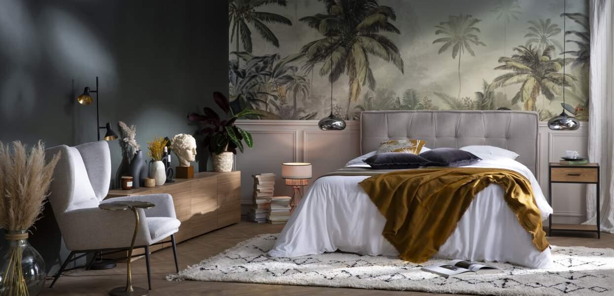 Chambre ambiance tropicale - Miliboo