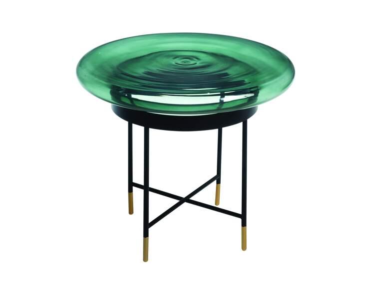 Table basse en verre - Roche Bobois
