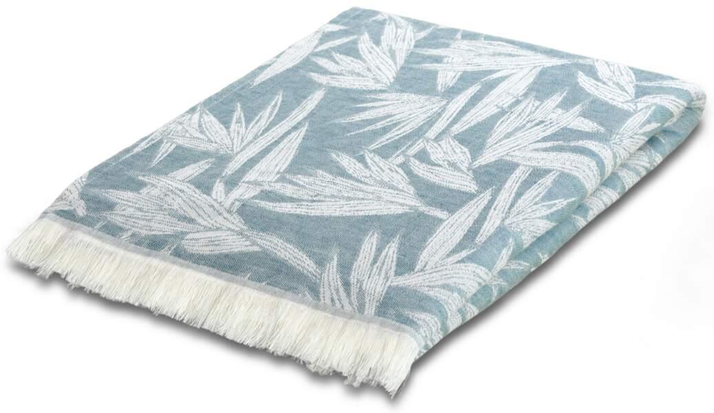 Plaid motif bambou - Biederlack