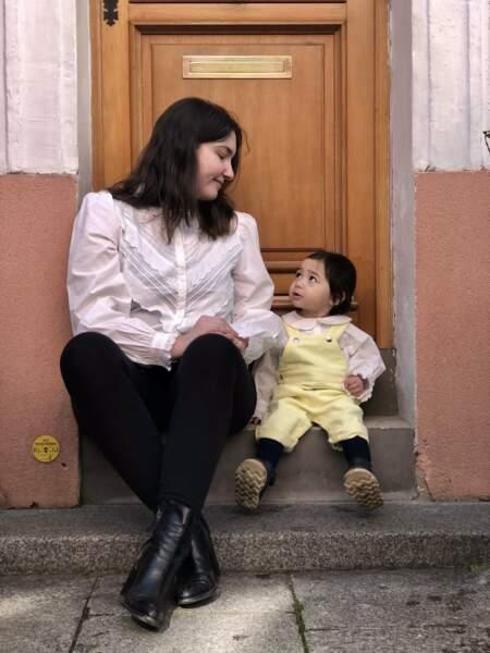 Vêtements Mère/fille : Unie & co