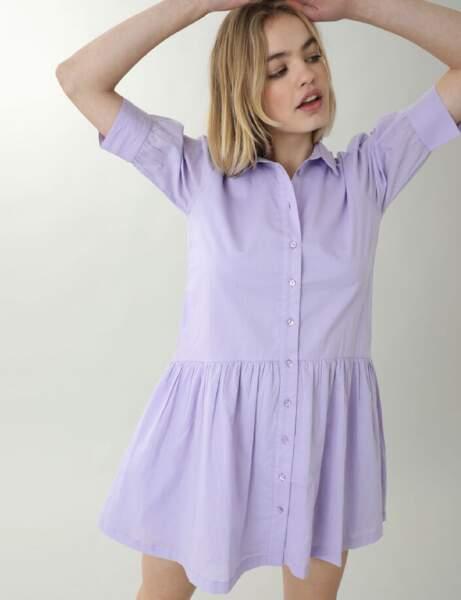 Robes tendance : pastel